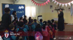 Colegio San Luis Rey   Nivel Inicial