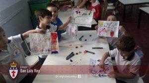 Colegio San Luis Rey – Técnicas plásticas