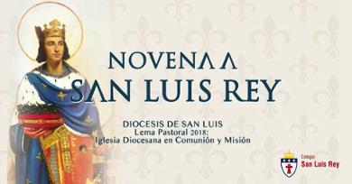 Novena En Honor a San Luis Rey