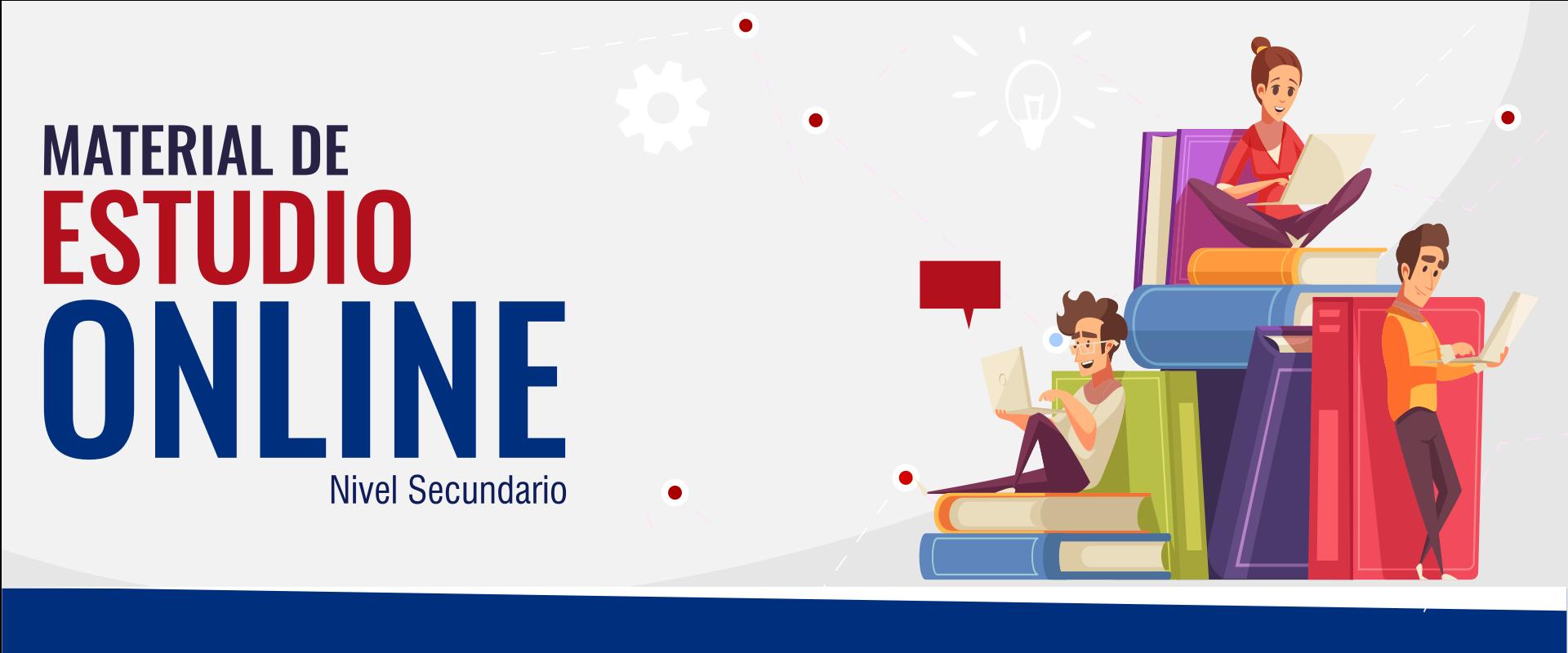 Nivel Secundario – ONLINE